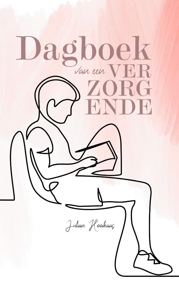 Cover boek: Dagboek van een verzorgende.